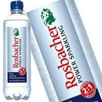 德國Rosbacher 雷巴哈氣泡礦泉水3箱健康組(500mlx18瓶x3箱)