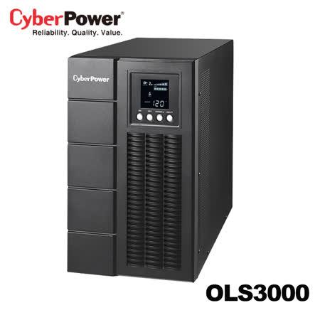 CyberPower Smart App Online S UPS 系列 在線式不斷電系統 OLS3000