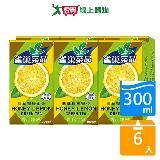 M-雀巢茶品翡翠檸檬蜜茶300ml*6
