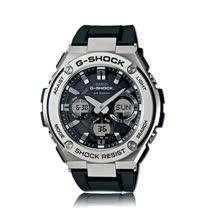 CASIO 卡西歐 G-SHOCK 絕對強悍時尚太陽能男錶 GST-S110-1A