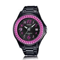CASIO 卡西歐 時尚亮眼繽紛色系腕錶 LX-500H-1B