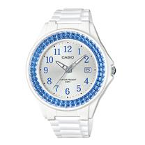 CASIO 卡西歐 時尚亮眼繽紛色系腕錶 LX-500H-2B