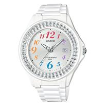CASIO 卡西歐 時尚亮眼繽紛色系腕錶 LX-500H-7B