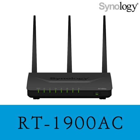 Synology群暉科技 RT1900ac 路由器