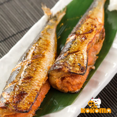 (任選)【極鮮配】頂級爆明太子柳葉魚(250G±10%/10入1盒)