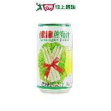 津津蘆筍汁340ml*6