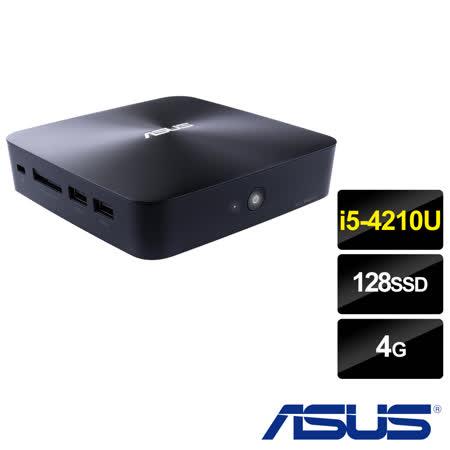 ASUS華碩 VIVO Mini UN62 i5-4210U/128GSSD 超值迷你電腦 (無系統)(UN62-4215R0A)