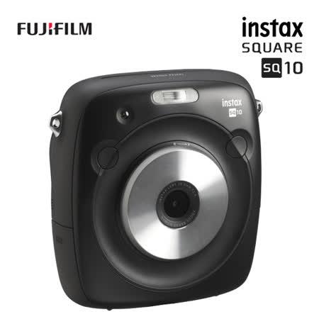 FUJIFILM instax SQUARE SQ10 數位拍立得相機(公司貨)