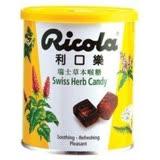 利口樂瑞士草本喉糖 250G/瓶◆德瑞健康家◆