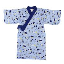 【愛的世界】LOVEWORLD 基本系列純棉舖棉日式和服-台灣製-