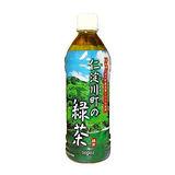 四國仁淀川町綠茶500ml