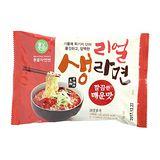 韓國李家辣牛肉湯麵130G