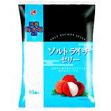 J-ACE鹽味荔枝果凍195g