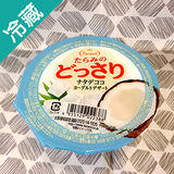 日本Tarami 椰子優格凍6入/盒(230g/個)