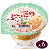 日本Tarami綜合優格果凍6入/盒(230g/個)