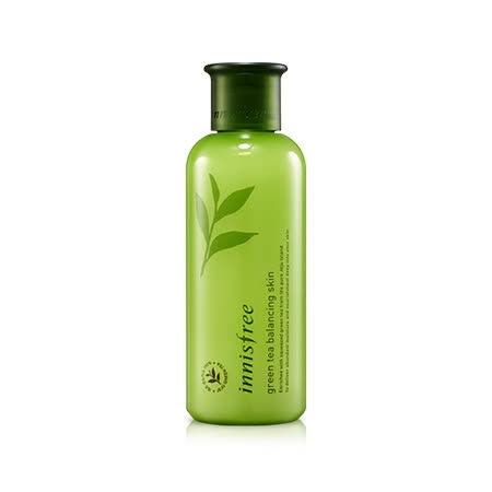 Innisfree 綠茶水平衡化妝水 200ml