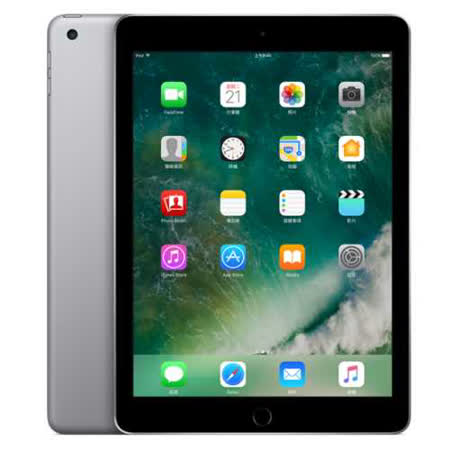 Apple iPad 128GB Wi-Fi 平板電腦 _ 台灣公司貨 (MP2H2TA/A) - 太空灰