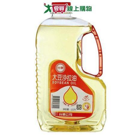 台糖大豆沙拉油2L