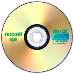 MAXELL 16X DVD-R 50片 ~日本第一大品牌