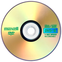 MAXELL 16X DVD-R 100片 ~日本第一大品牌