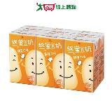 《統一》蜜豆奶雞蛋250ml*6