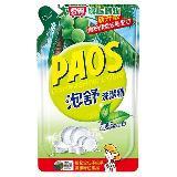 泡舒天然洗潔精補充包-綠茶800g