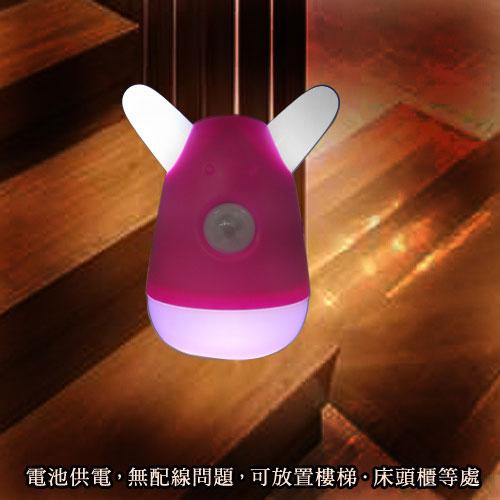 JoyLife 精靈兔多用途紅外線LED感應燈