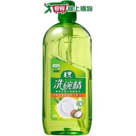 毛寶洗碗精-椰子油+柑桔1000g