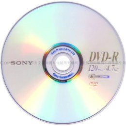 SONY 16X DVD-R 100片