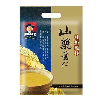 桂格穀珍-山藥薏仁百合28g*12包