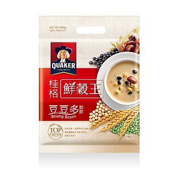桂格鮮穀王-5種健康豆38g*10入/袋