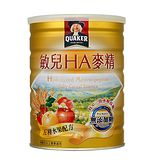 《桂格》敏兒HA麥精-五種水果配方700g