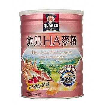桂格敏兒HA麥精-排骨雞汁配方700g
