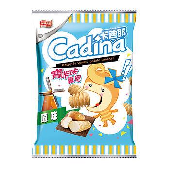 卡迪那寶卡卡薯堡-原味80g