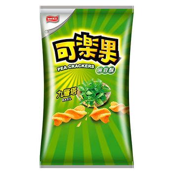 可樂果豌豆酥-九層塔140g