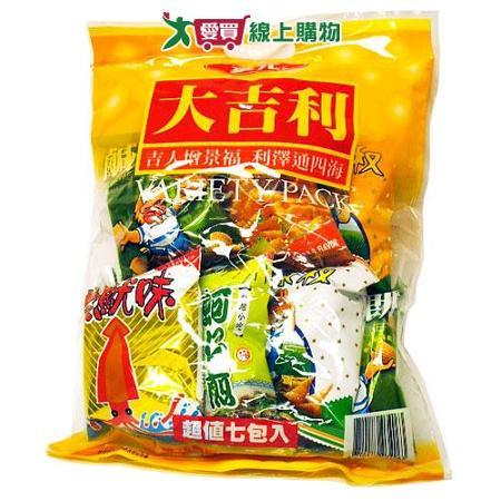 華元大吉利超值包7包/袋