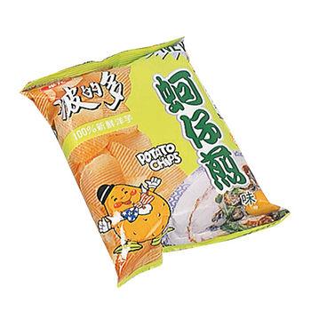 華元波的多洋芋片-蚵仔煎82g