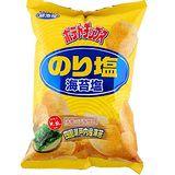 《湖池屋》海苔鹽洋芋片82g