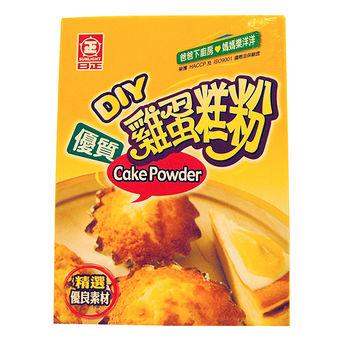 日正雞蛋糕粉300G/盒