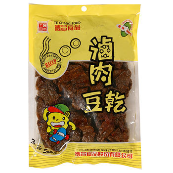 德昌滷肉豆乾350g