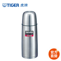 【TIGER虎牌】350cc不鏽鋼保溫保冷瓶(MSC-B035)