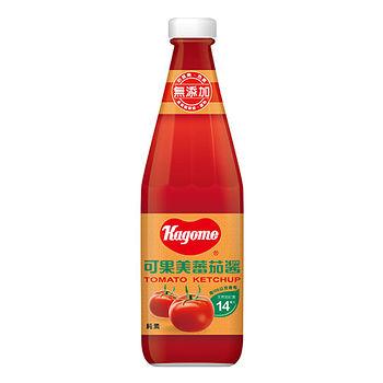 可果美蕃茄醬700g