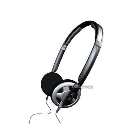 SENNHEISER PX-100 高傳真立體耳機
