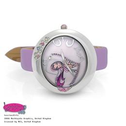 Luscious Girls 一見傾心華麗浪漫風鑽錶-LG006A