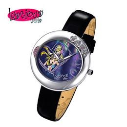 Luscious Girls 一見傾心華麗浪漫風鑽錶-LG006D