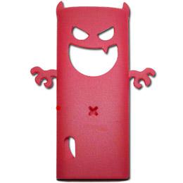 【Q-Max】小惡魔矽膠保護套 (Nano 5代專用) ~2色可選