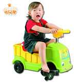 《寶貝樂》可愛扭扭小卡車~堅固耐用