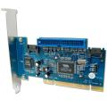 SPARTA 台灣製 2埠SATA + IDE PCI介面 擴充卡