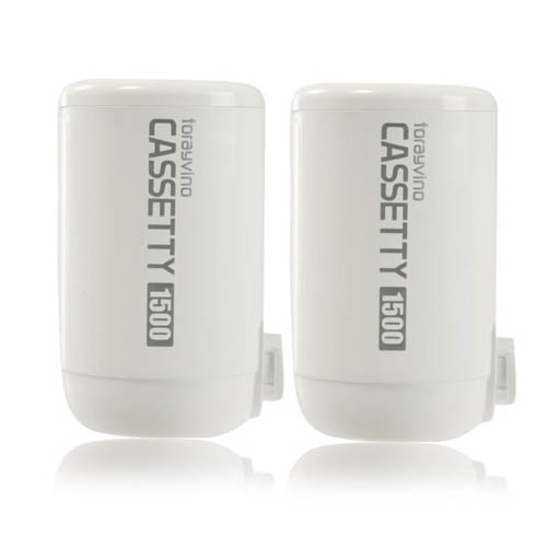TORAY 東麗 MK系列 高效過濾型 卡式 濾心 MKC.2J 可過濾2種物質 2入裝