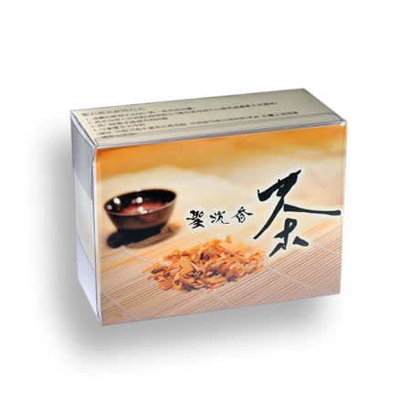 【ST.wood聖沉香】聖沉香茶四角茶包-三件組